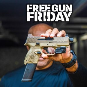 November Free Gun Friday | Features of the FN 509 Compact Tactical Pistol | Episode 2