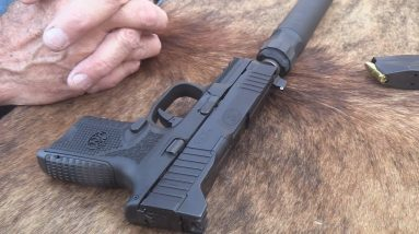 FN 509 Compact Tactical Suppressed