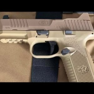 FN 509 tactical unboxing/Review