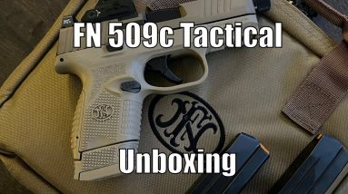 FN 509c Tactical Unboxing