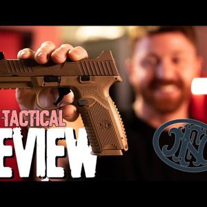 Gun Review | FN 509 Tactical FDE
