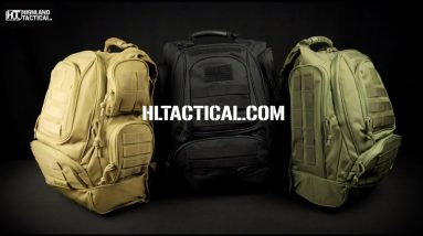 Highland Tactical - Agent Backpack