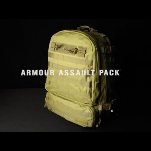 Highland Tactical - Armour Assault Pack