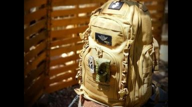 Highland Tactical Backpack - 39L Foxtrot 3-Day Pack Detailed Review
