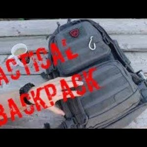 Highland Tactical Major : Tactical backpack