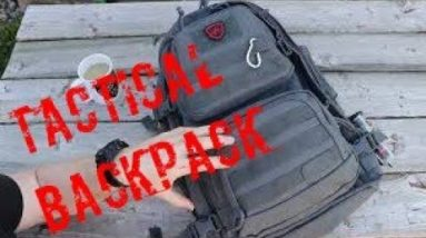 Highland Tactical Major : Tactical backpack