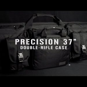 "Highland Tactical - Precision 37"" Double Rifle Case"