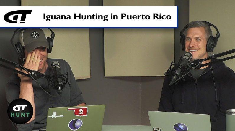 How Good is Iguana Hunting? | Gun Talk Hunt