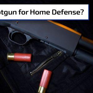 Is a Shotgun Any Good Home Defense? | Gun Talk Radio