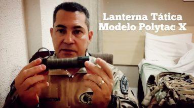 How to program the flashlight Politac X USB model of the Streamlight ( como programar lanterna )