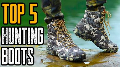 TOP 10 BEST HUNTING BOOTS FOR MEN 2021