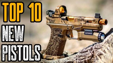 Top 10 New Pistols for Concealed Carry 2021 (UPDATED)