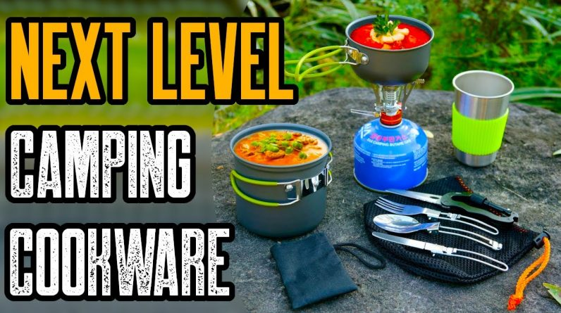 Top 10 Next Level Camp Cooking Equipment & Gear 2021