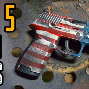 Top 5 Small 9mm Pistols for Concealed Carry