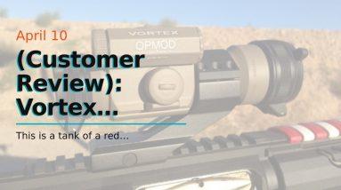 (Customer Review): Vortex Strikefire 2 Red Dot - Red Dot Sights For Shotguns