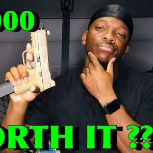 WAS IT WORTH $1,000 ??? FN 509c TACTICAL