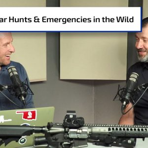 Bear Hunts & Emergencies in the Wild | Gun Talk Hunt