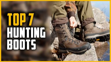 Best Hunting Boots 2021 | Top 7 Waterproof Hunting Boots
