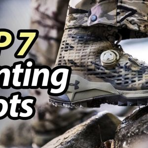 Best Hunting Boots in 2021 - Top 7