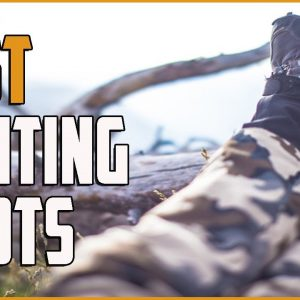 BEST HUNTING BOOTS  - TOP 9 BEST HUNTING BOOTS 2020 || GEAR EMPIRE