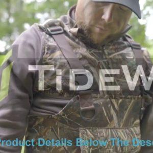 Best TideWe Chest Waders, Hunting Waders for Men Realtree MAX5