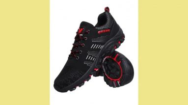 Outdoor Hiking Shoes Brand Breathable Hunting Boots Waterproof  Hiking Shoes 🅵