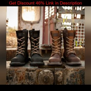 ▶️ Hiking shoes Men waterproof hunting boots Tactical Desert Combat Ankle Boots Women Work Shoes Le