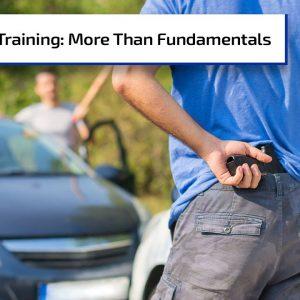 Firearms Training Teaches Mental Adjustments | Gun Talk Radio