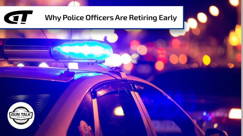 Police Officers Leaving in Droves | Gun Talk Radio