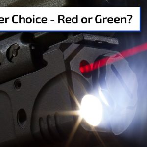 Red or Green - Which is the Best Laser? | Gun Talk Radio