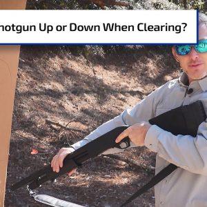 Self-Defense Shotgun Direction When Moving? | First Person Defender Bonus