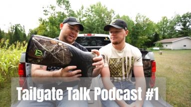Tailgate Talk Podcast #1 | New TideWe Products