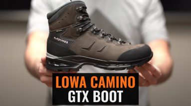 The Do It All Hunting Boot - Lowa Camino GTX - Gear Review