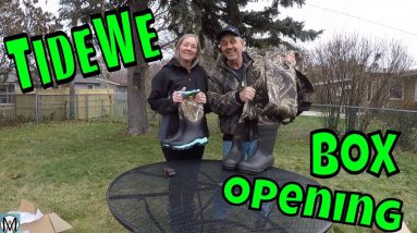 TideWe Box Opening