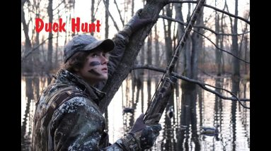 TideWe Chest Waders First Use Review  Flooded Timber (Duck Hunt)