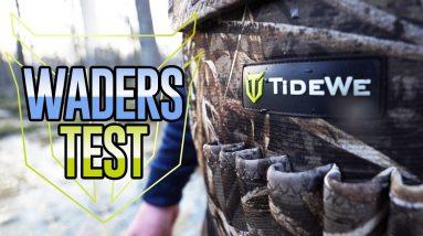 TideWe Hunting Waders Test | Best Waders on Amazon