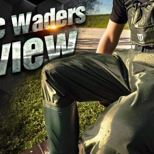 TideWe PVC Fishing|Hunting Bootfoot Chest Waders Review