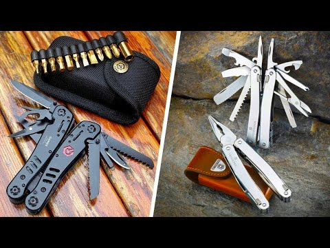 Top 10 Best Multitools for 2021! Ultimate Multi-Tool Reviews!