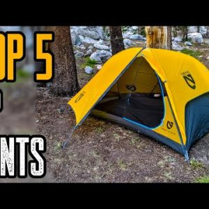 Top 5 Best 2 Person Tents for Camping & Backpacking 2021