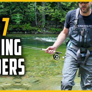Top 7 Best Fishing Waders in 2021