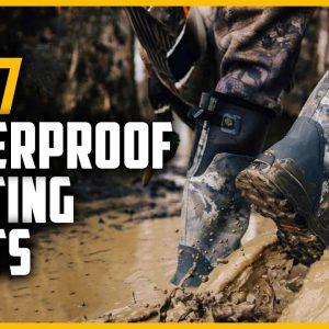 Top 7 Best Waterproof Hunting Boots in 2021