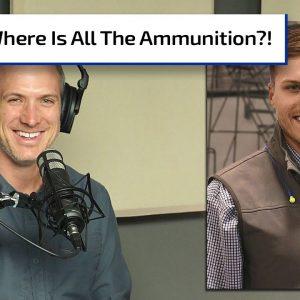 Where's All the Ammo?! | Gun Talk Nation