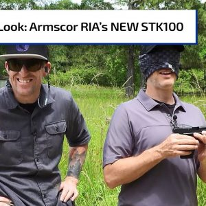 Armscor / Rock Island Armory's STK100 | Guns & Gear First Look