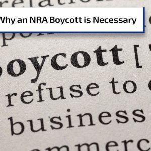 Boycott the NRA | Gun Talk Radio