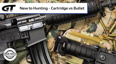 New AR Hunter, Plus Bullet v. Cartridge | Gun Talk Radio