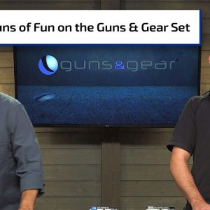 Range & Studio Blooper Reel 2020 - Pt 3 | Guns & Gear