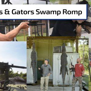 Romp in the Swamp - Guns & Gators | Gun Talk