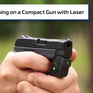 Lasers on Little Guns for Training, Self-Defense | First Person Defender Bonus