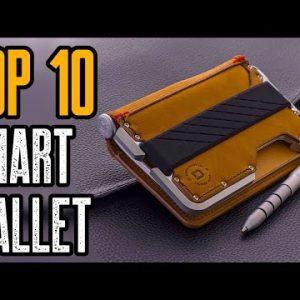 Top 10 Best Smart Wallet for Men On Amazon 2021