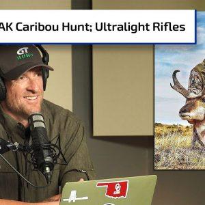 Ultralight Hunting Rifles | Gun Talk Hunt